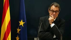 Artur Mas prevé acudir al Tribunal Europeo de Derechos Humanos si es inhabilitado por el 9-N