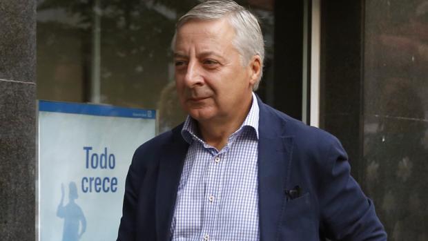 José Blanco, eurodiputado del PSOE