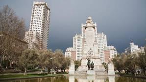 Casi 80 ideas para aliviar a Cervantes en la reforma de la Plaza de España