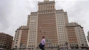 Hard Rock quiere hacerse con el hotel del Edificio España