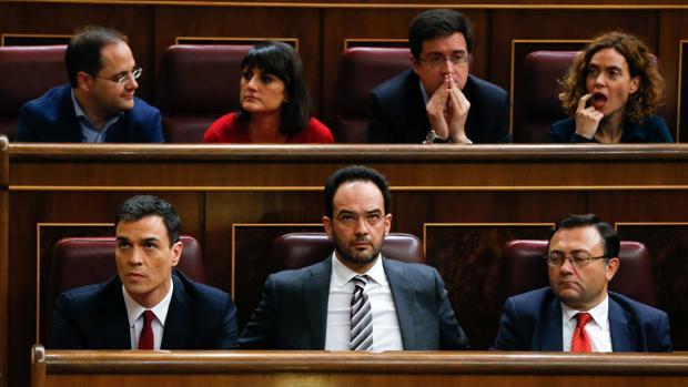 Se esperan cambios en la composición del grupo socialista en el Congreso