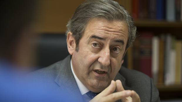 Javier Zaragoza, titular de la Fiscalía de la Audiencia Nacional