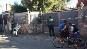 El presunto asesino de la familia de Pioz es un sobrino «violento e inestable»
