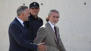 Correa ofrece reconocer los delitos de la trama Gürtel a cambio de menos pena de prisión