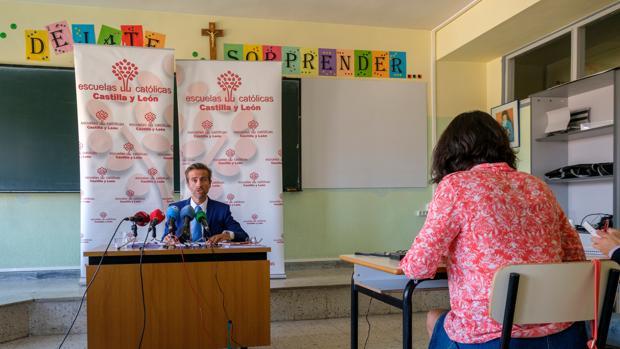 Leandro Roldán, sobre la presentación del curso escolar