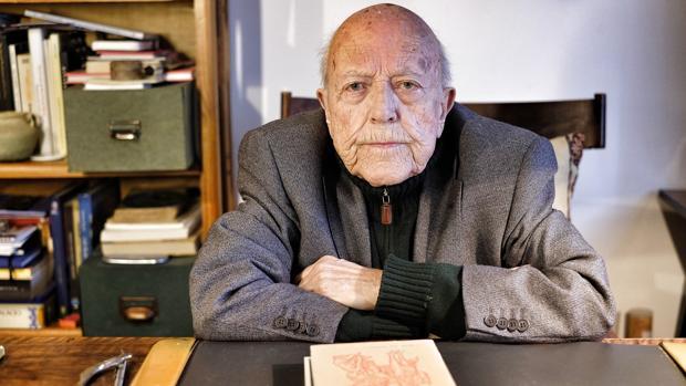 José Jiménez Lozano, en su estudio