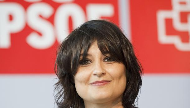 La exsecretaria de Estado de Igualdad, Laura Seara, en una comparecencia informativa