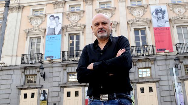 El exdirector del Teatro Español, Juan Carlos Pérez de la Fuente