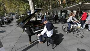Cómo ser Mozart en la calle Serrano