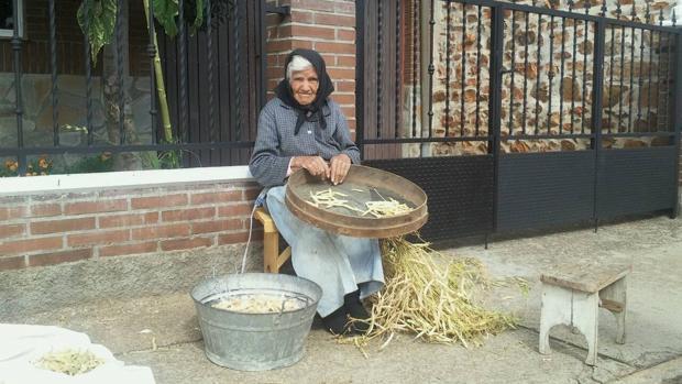 La leonesa de 105 años, Micaela López