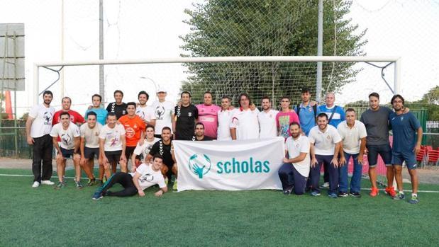 Varios clubes de la provincia van a participar en las actividades organizadas Scholas