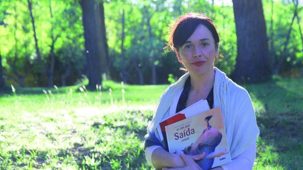 La profesora y escritora Susana Gómez Redondo
