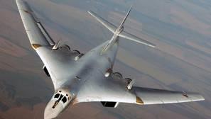 Tupolev-160: Así es el bombardero estratégico ultrapesado ruso interceptado por el Ejército español