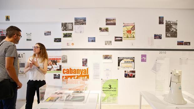 Imagen de la muestra que alberga el IVAM