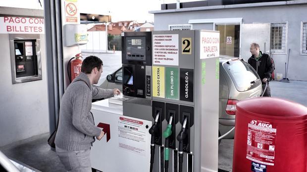 Gasolinera sin personal en Valladolid