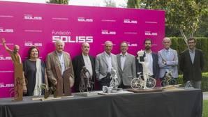 Soliss reúne al jurado del monumento a Federico Martín Bahamontes