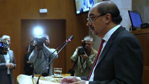 El socialista Lambán reclama federalizar España y más autogobierno para Aragón