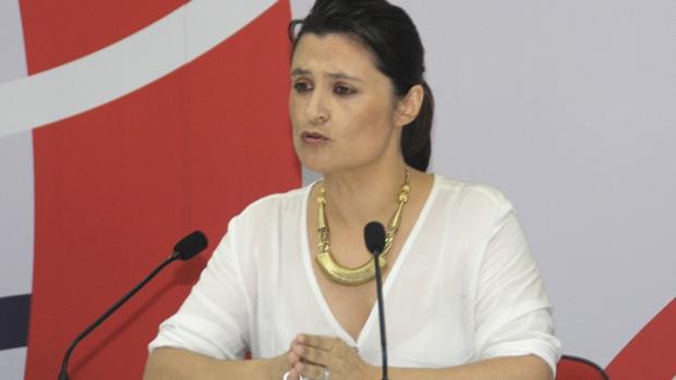 Laura Seara durante su etapa como secretaria de Estado de Igualdad