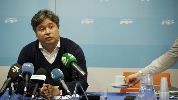 Luis Santamaría, en una imagen de archivo