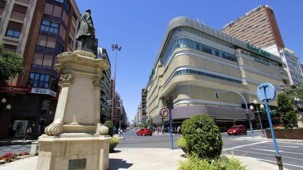Avenida Maisonnave, Alicante