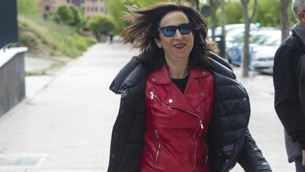 Margarita Robles, diputada del PSOE afín a Pedro Sánchez