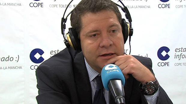 Emiliano García-Page, presidente de Castilla-La Mancha y líder de los socialistas castellanomanchegos