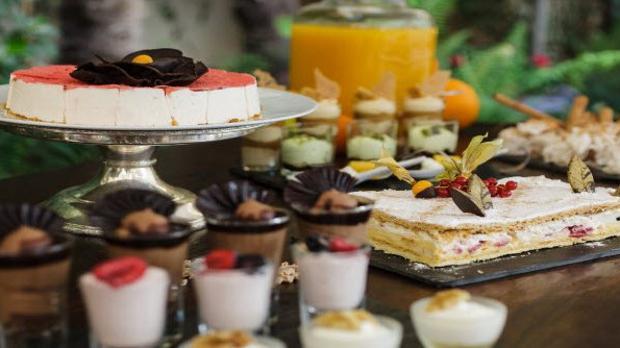 El taller de pastelería para niños se celebra el domingo en el Bruch del Hotel Intercontinental