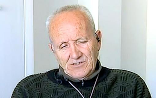 Antonio Cañavate, padre de Mari Cielo