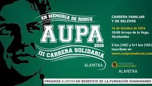 III carrera solidaria en memoria de Roque Bergareche