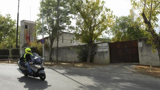 El pabellón XII de la Casa de Campo, sede de la banda sinfónica de la Policía Municipal