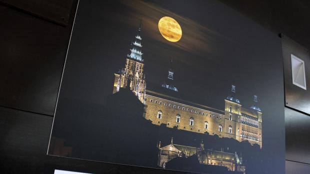 La imagen más bella del Alcázar