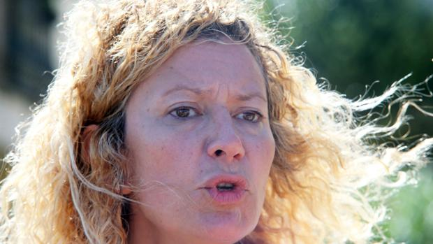 Diana López Pinel, la madre de la desaparecida Diana Quer
