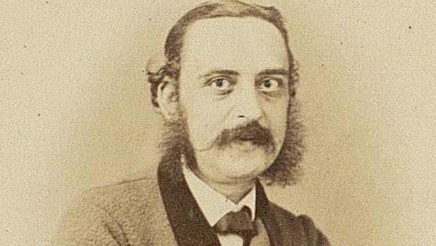 Retrato de Martín-Gamero (Colección Luis Alba)