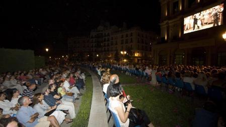 La «noche en blanco» en el Teatro Real