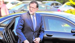 Rajoy da tiempo al PSOE pero quiere evitar elecciones