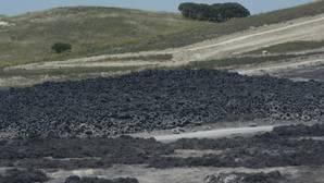 El vertedero de neumáticos de Seseña quedará sin ningún residuo cuando acabe el año