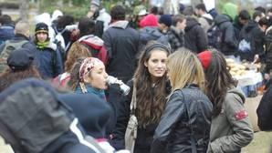 Un estudio concluye que el 40% de los universitarios es bebedor de riesgo