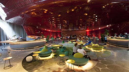 Nuevo restaurante NuBel, en el Museo Reina Sofía