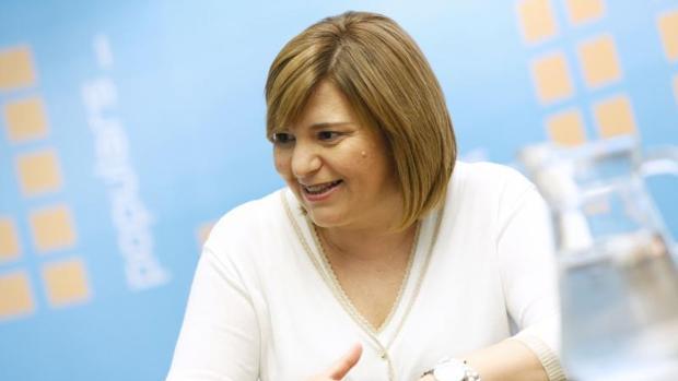 Isabel Bonig, presidenta del PPCV, en una foto de archivo