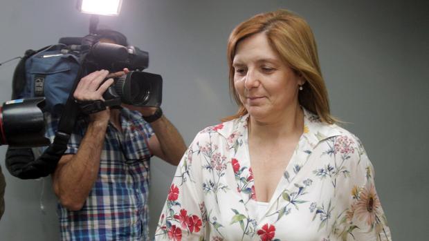 La presidente de la gestora, Pilar Cancela