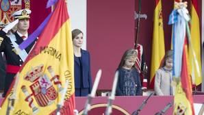 España celebra su Fiesta Nacional con el presupuesto congelado