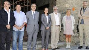 El Consell negocia su inclusión en una red de promoción de la cultura catalana en el extranjero