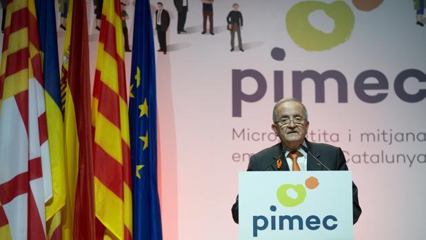 Josep González, en una imagen de archivo