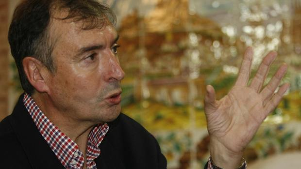 Juan José Laborda, en una imagen de archivo