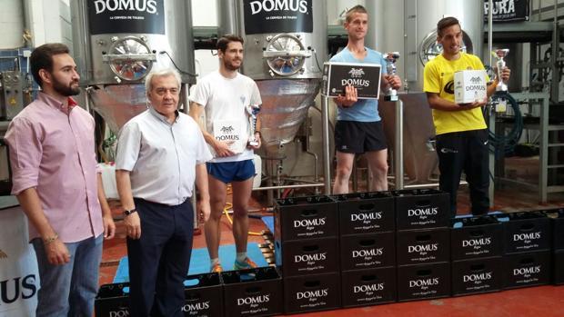 120 atletas en la carrera «Domus» de Toledo