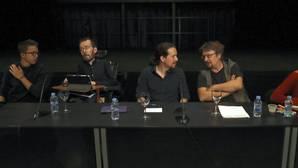 Iglesias consuma un giro radical ante un PSOE «en descomposición»