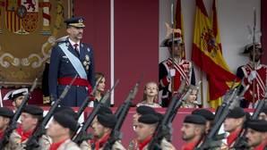 Los Reyes presiden el primer 12-0 con un Gobierno en funciones