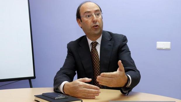 Manuel Cazorla, entrevistado por ABC