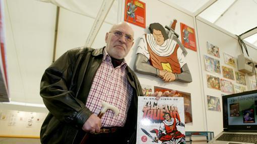 Víctor Mora en una imagen de archivo