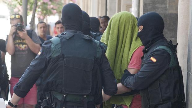 Operación antiyihadista en Gerona